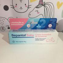 Bepantol Baby Creme Para Prevenção de Assaduras 100g -  - Bayer