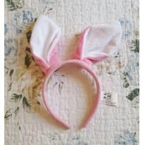 Tiara modelo orelhas Coelho da Páscoa -  - Não informada