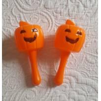 Maracas - Abóboras Halloween -  - Não informada