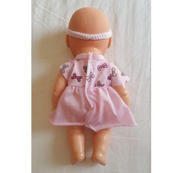 Boneca carequinha - Sem faixa etaria - Não informada