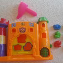 Castelo colorido -  - Não informada