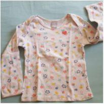 Camisetinha para pijama - 3 anos - Hering Kids