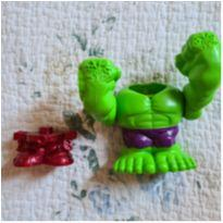 Hulk e Homem de Ferro - para massinha -  - Play-Doh