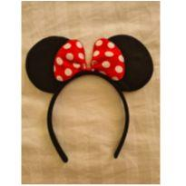 Tiara Minnie (orelhas) -  - Artesanal