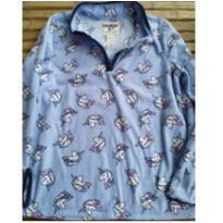 Blusa fleece bem quente importada unicórnio - Tam 10/12 - 10 anos - OshKosh
