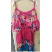 Vestido levinho lindo Tam 10 - 10 anos - Nanai