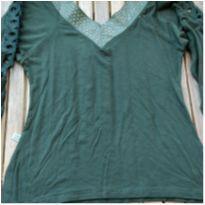 Camisa manga longa linda Tam 8 - 8 anos - Sem marca