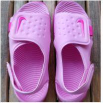 Sandália Nike original Sunray só tirei a etiqueta - NOVA Tam 32-33