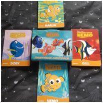 Kit livros 4 procurando Nemo -  - Não informada