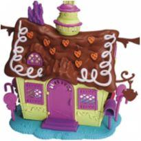 Casinha my Little Pony para montar - Hasbro -  - Hasbro