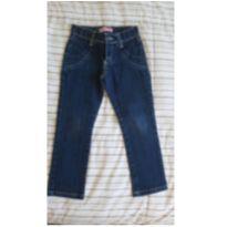 Calça jeans básica - 4 anos - Figurinha