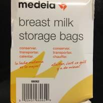 Bolsa de armazenamento de leite Medela -  - Medela