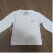 Camiseta branca - 1 ano - Milon