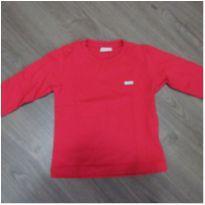 camiseta vermelha - 1 ano - Milon
