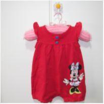 Macaquinho Minie - 9 a 12 meses - Disney baby