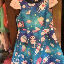 Vestido mon sucre - 4 anos - Mon Sucré