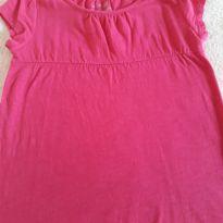 Blusa pink - 8 anos - Cherokee