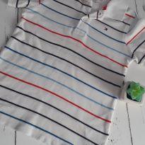 Camiseta Polo - 5 anos - Tommy Hilfiger