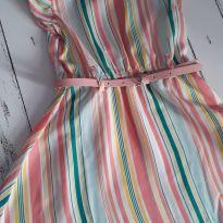 Vestido tecido levinho - 2 anos - marisa
