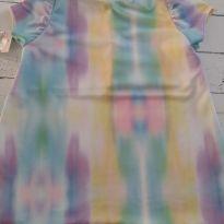 Vestido tie dye - 2 anos - Não informada