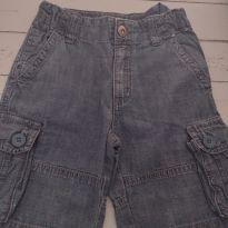 Bermuda jeans - 4 anos - Gymboree