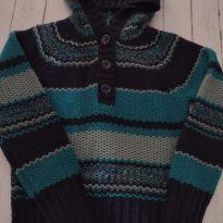 Blusa Inverno tricô - 10 anos - Zara
