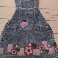 Salopete jeans - 1 ano - Miniwear- USA