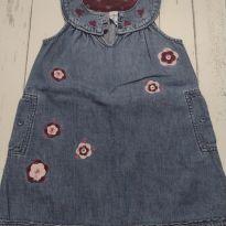 Vestido jeans - 4 anos - Jasper Conrah
