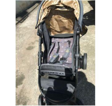 Carrinho Cosco com bebê conforto - Sem faixa etaria - Cosco