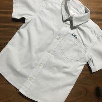 Camisa Manga Curta Milon - 2 anos - Milon