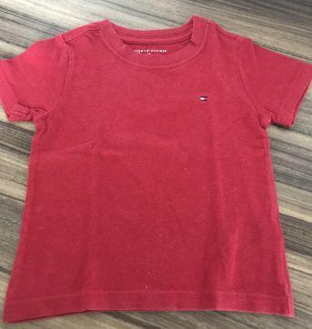 Camiseta Tommy Hilfiger - 2 anos - Tommy Hilfiger