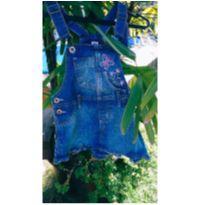 Jardineira Jeans - 3 anos - Cea, click house