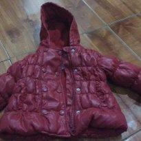 Jaqueta Vermelha - 2 anos - Tex