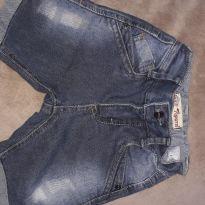 Bermuda jeans lindaaaa - 2 anos - paparrel