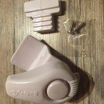 2 Travas de segurança para porta individual ou giratoria -  - Safety 1st