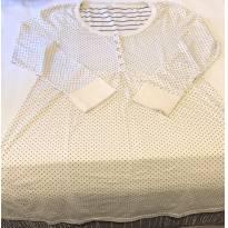Camisola gestante ou amamentação poá - M - 40 - 42 - Renner