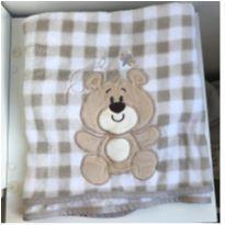 manta cobertor ursinho -  - Buettner e Fisher Price