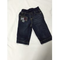 Calca Jeans - Tommy - 6 a 9 meses - Tommy Hilfiger