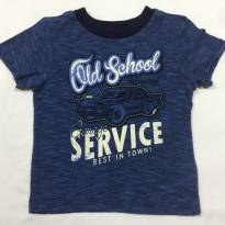 Camiseta - Old School - 2 anos - Cherokee