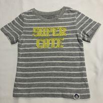 Camiseta - 1 ano - Carter`s