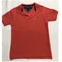 Camisa Polo - Tommy - 4 anos - Tommy Hilfiger
