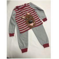 Pijama Fleece - Riachuelo - 4 anos - Riachuelo