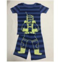 Pijama Verao - Carters - 4 anos - Carter`s