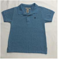 Camisa Polo - Calcin Klein - 4 anos - Calvin Klein