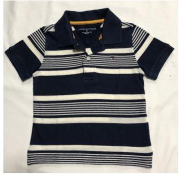 Camisa Polo - Tommy - 2 anos - Tommy Hilfiger