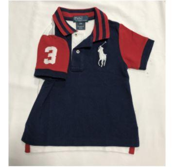 Camisa Polo - Polo Play - 18 meses - Polo e Ralph Lauren