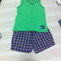 Conjuntinho - 6 meses - Green