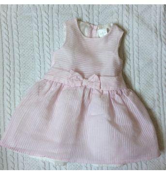 Vestido de festa princesa importado - 9 a 12 meses - Jasper Conran