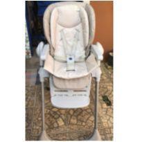 Cadeira de Alimentação Chicco - Polly 2 em 1 Wild -  - Chicco