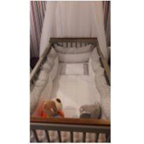 Berço da Bicho Papão que vira mini cama -  - Loja Bicho Papão